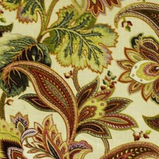 "Roland Mouret Coco Decor Ltd Morocco Vintage Fabric, 9""x9"""