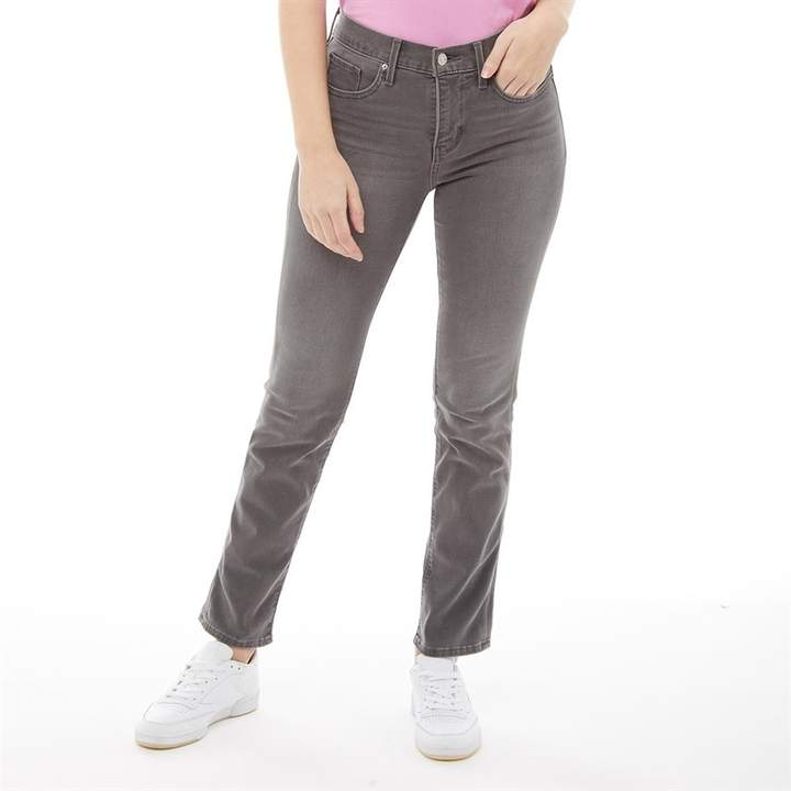 Jeans Grey Womens Moon 312 Slim Shaping VGzULqSMp