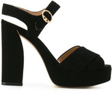 Tory Burch ankle length sandals