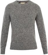 Burberry Rossan crew-neck wool-blend knit