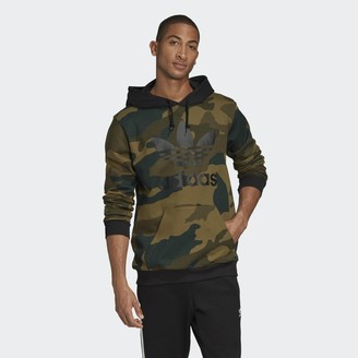 adidas Camouflage Hoodie