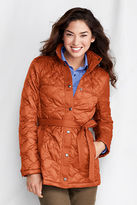 Lands' End Women's Petite Quilted Insulator Parka
