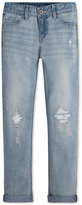 Levi's Destructed Boyfriend Jeans, Big Girls (7-16)