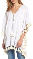 Sole Society Women's Lace-Up Caftan
