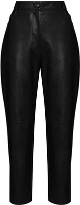 Stella McCartney Hailey cropped trousers