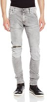 G Star Men's 5620 3D Zip-Knee Super-Slim Jean