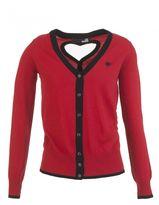 Love Moschino Wool Blend Cardigan