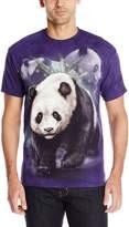 The Mountain Men's Panda Collage T-Shirt