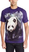 The Mountain Panda Collage T-Shirt, 4X-Large