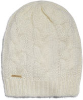Nine West Cable Elongated Beanie