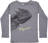 Marie Chantal Marie-Chantal Sporty Lizard Long Sleeve T-Shirt - Lions of Leisure
