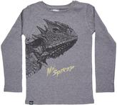 Marie Chantal Sporty Lizard Long Sleeve T-Shirt - Lions of Leisure
