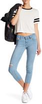 Levi's Levi&s 535 Cropped Super Skinny Jean