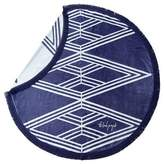 The Beach People Santorini Round Beach Towel