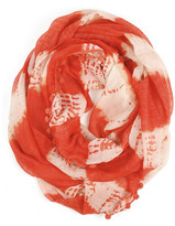 Michael Stars Tie Dyed Rugby Eternity Scarf