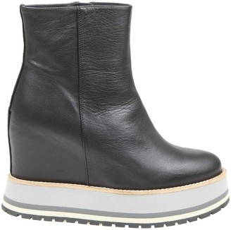 Paloma Barceló ankle Boot Arles With Wedge And Black Color