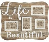 Pier 1 Imports Life Is Beautiful Collage Photo Frame