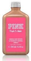 Victoria's Secret Pink Fresh and Clean Luminous Body Bronzer 8.4 Oz