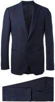 Lardini two-piece slim fit suit - men - Silk/Cupro/Viscose/Wool - 48