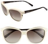 Christian Dior 'Simply Dior' 58mm Cat's Eye Sunglasses