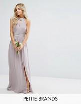 TFNC Petite Wedding Maxi Dress With Embellishment