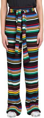 M Missoni Striped Trousers