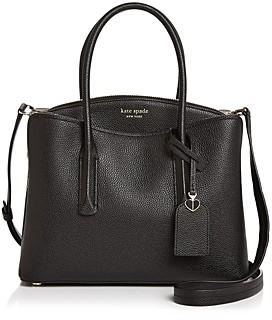 Kate Spade Margaux Medium Leather Satchel