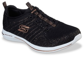 Skechers City Pro Glow On Slip-On Sneaker