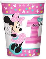 Disney Minnie Mouse 1st Birthday Cups