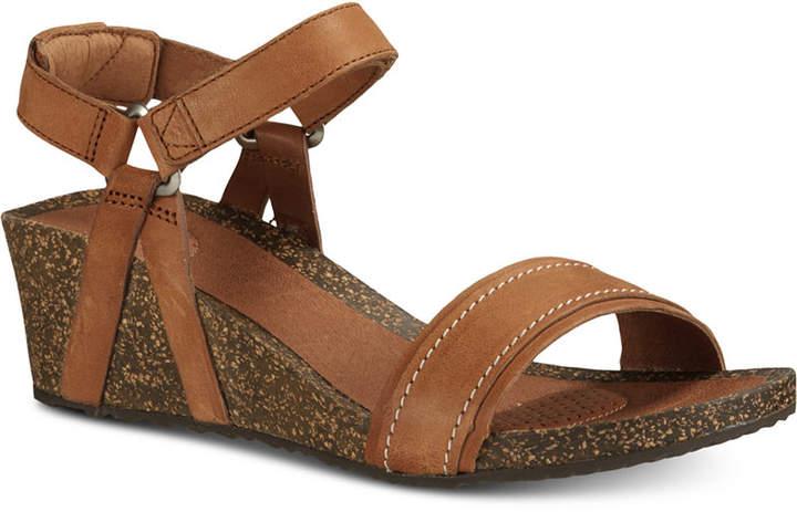 Ysidro Shoes Sandals Wedge Women Stitch LGSVUzqMjp