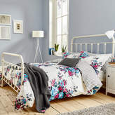 Joules Charlotte Cream Floral Duvet Cover - Super King