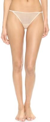 Cosabella Women's Soire Italian Thong Panty