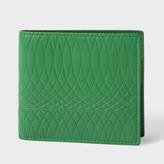 Paul Smith No.9 - Men's Green Leather Billfold Wallet