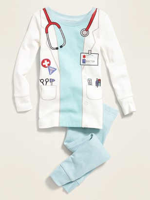 Old Navy Doctor-Graphic Pajama Set for Toddler & Baby
