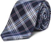 Calvin Klein Plaid Check Tie