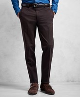 Brooks Brothers Golden Fleece Cotton Trousers