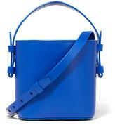 Nico Giani - Adenia Mini Leather Bucket Bag - Blue