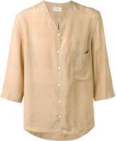 Lemaire shortsleeved shirt - men - Viscose - 46