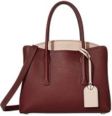 Kate Spade Margaux Medium Satchel (Cherrywood Multi) Satchel Handbags