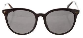 8b5da2c3ea2 Gucci Round Sunglasses - ShopStyle