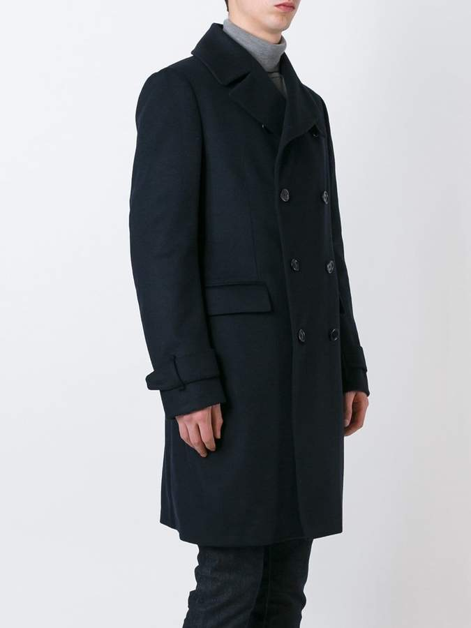 Z Zegna double breasted coat