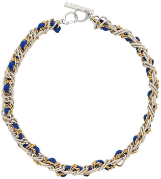 Landlord Gold Lace Necklace