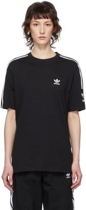 adidas Black Lock Up T-Shirt