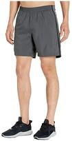 adidas Response 7 Shorts (Grey Six/Black) Men's Shorts