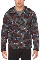 Perry Ellis Active Printed Jacket
