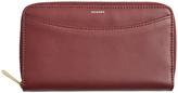 Skagen SWS0253603 Compact Zip Around Wallet