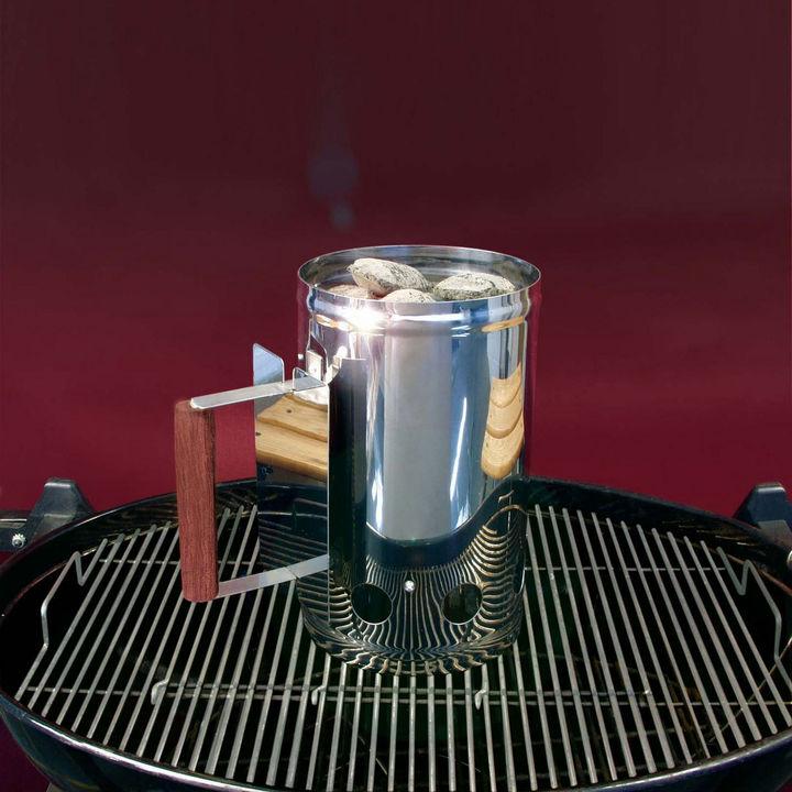 Charcoal Companion Chimney Charcoal Starter