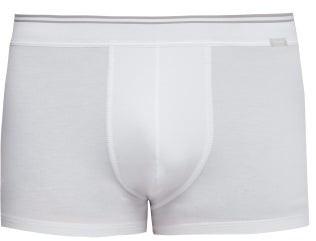 Hanro Liam Cotton-blend Trunks - Mens - White
