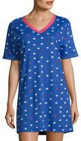 Honeydew Intimates Chillout Star Print Sleep Shirt