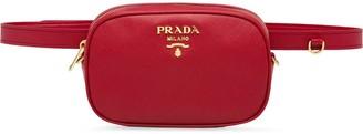 Prada Saffiano belt bag